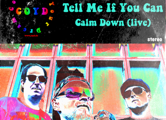 COYD Cover Tell Me If You Can